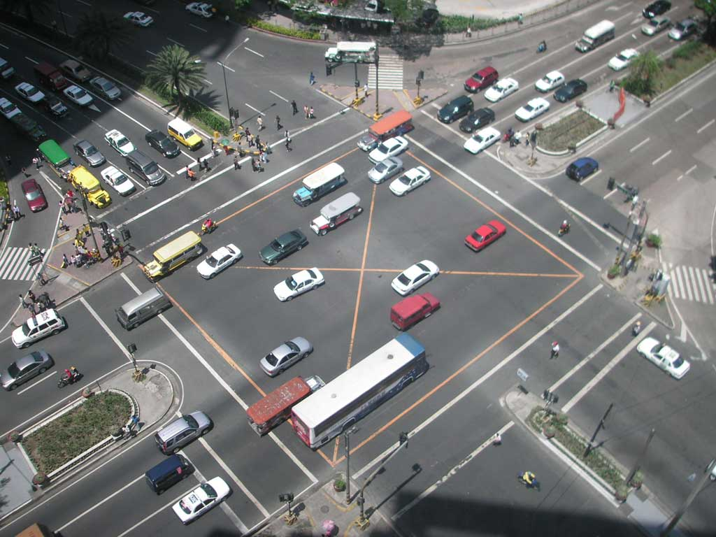 Makati Intersection