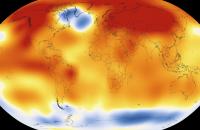 d Warm Global Year Since 1888