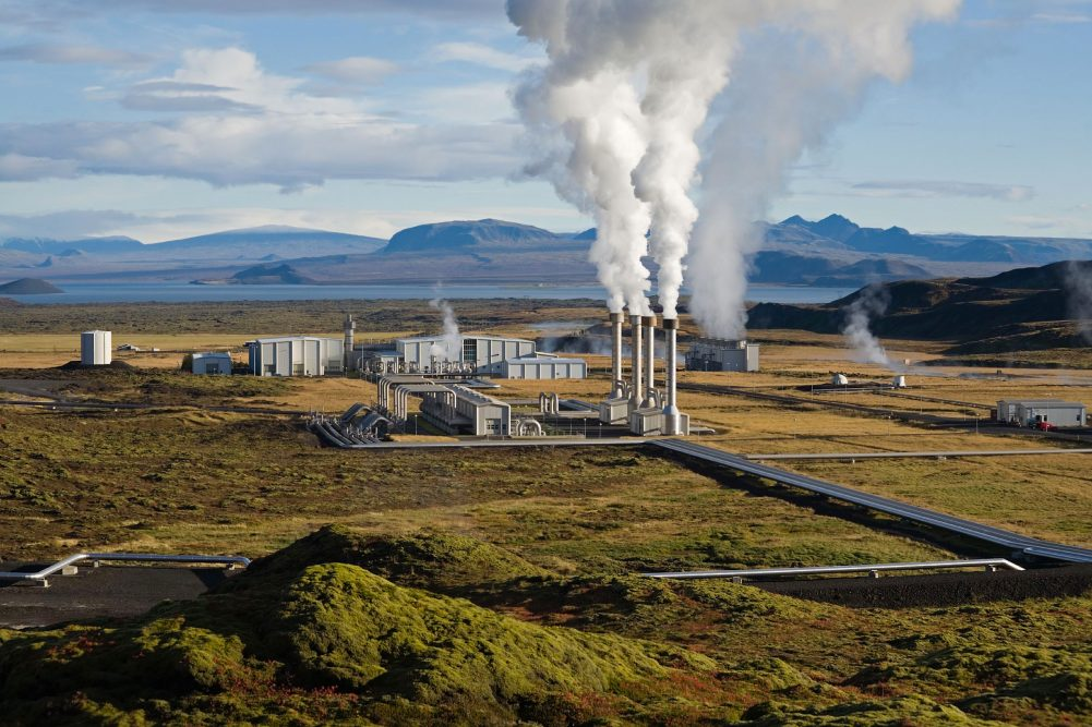 Power Plants and Carbon Storage