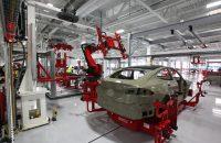 Tesla Clean Factories