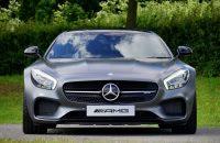 Mercedes Benz - luxury automobile