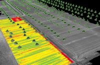 Precision Agricultural Drones & Tractors