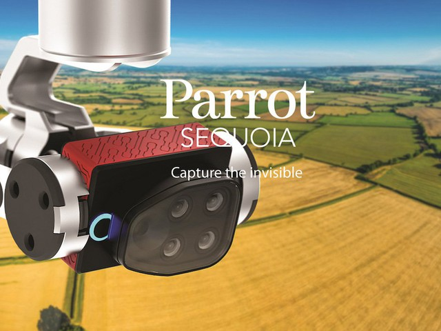 Parrot Sequoia Agricultrual Drone