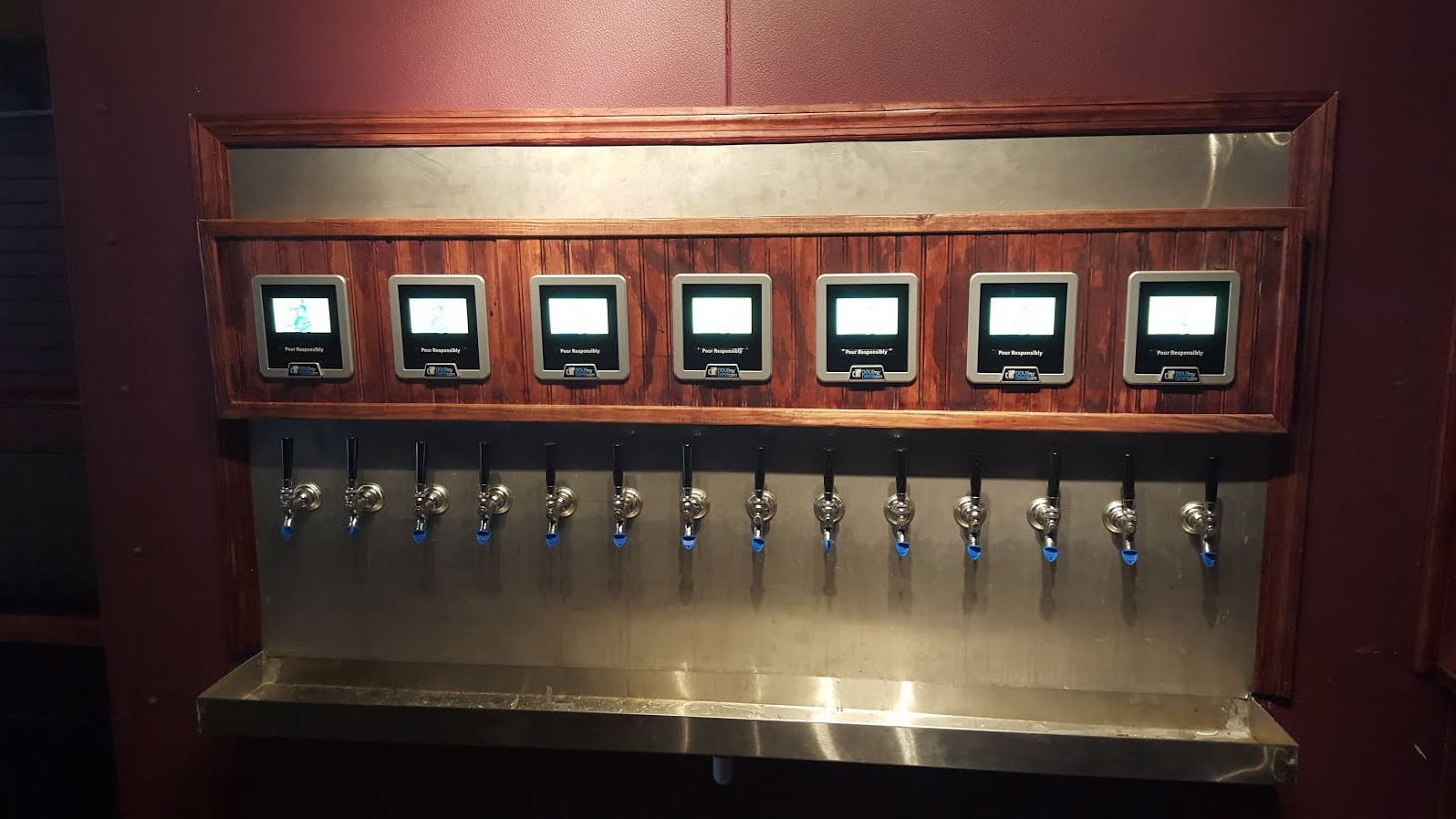 Technological Advances Helping Bring Self Serve Beer To