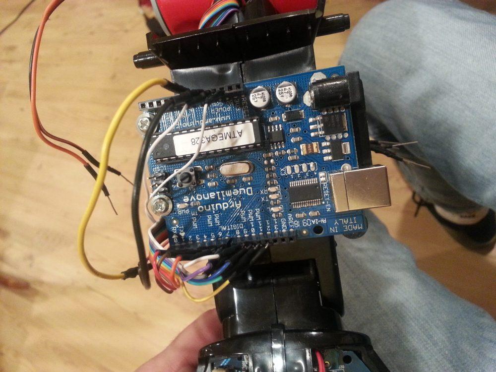 Hands on Engineering Education Arduino