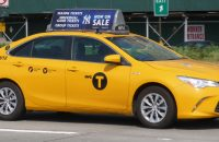 NYC Hybrid Taxi & Carbon Neutral Fuel
