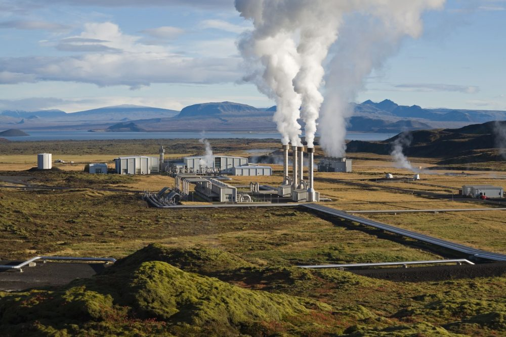 Nesjavellir Power Plant Geothermal Energy