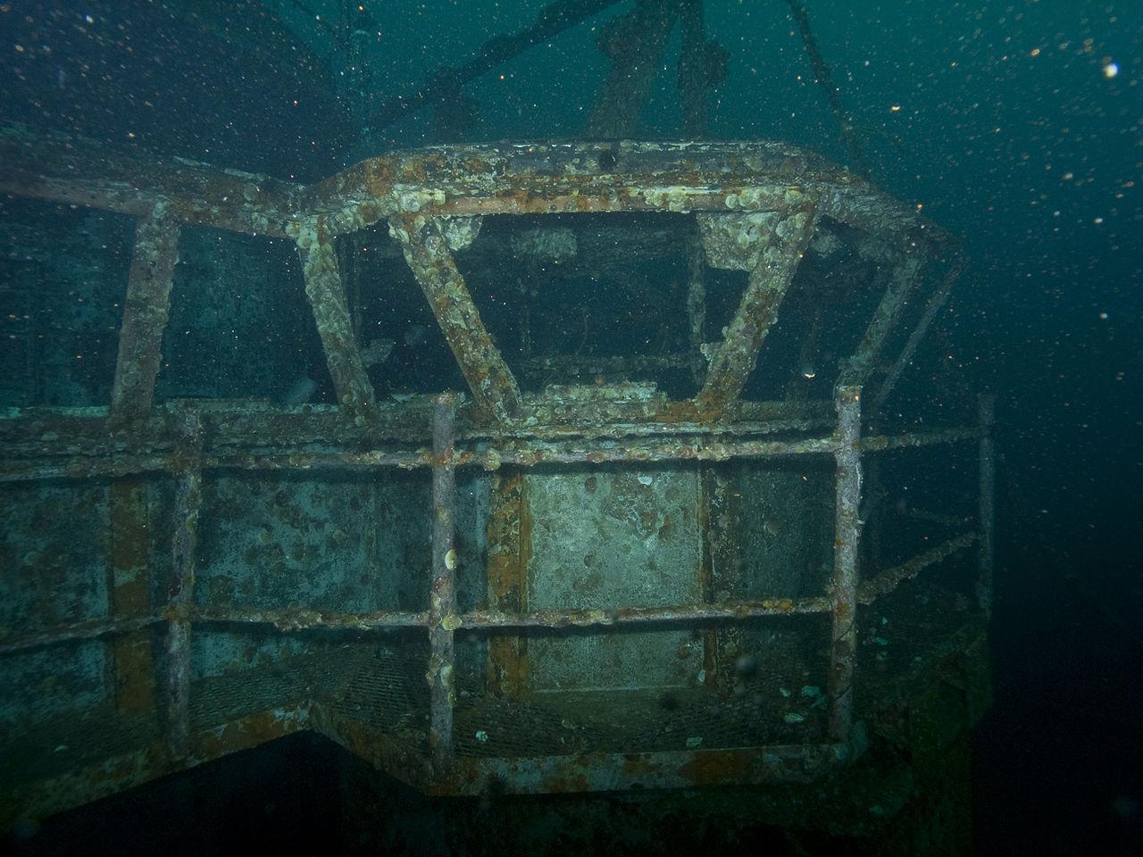 USS Oriskany Artificial Reef