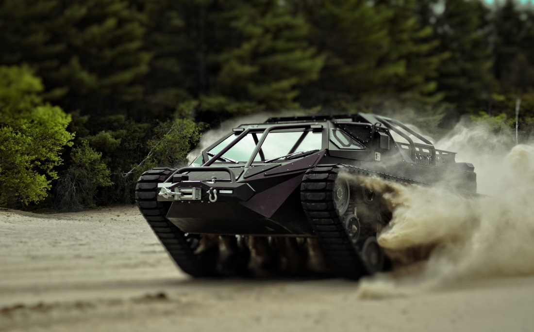Ripsaw Ev2 Price >> The World S First Commercially Available Luxury Tank