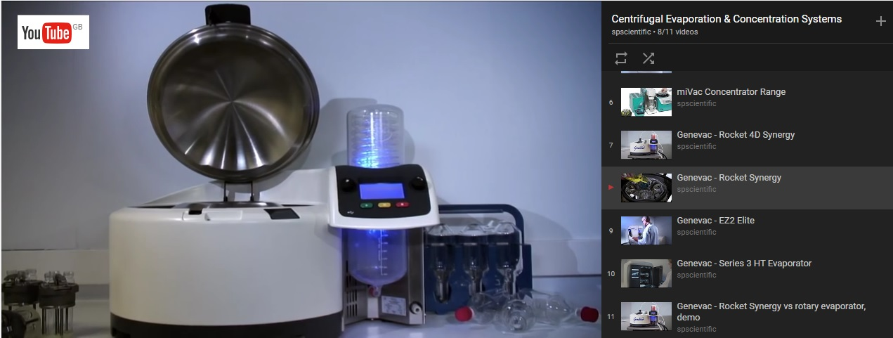 Short Videos Offer Informative Tips on Sample Evaporation