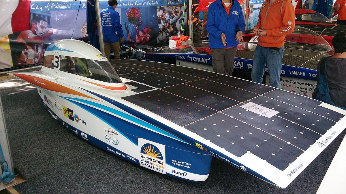 Bridgestone_Solar_Challenge