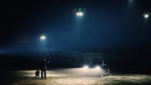 Flying Streetlights by Fleetlights