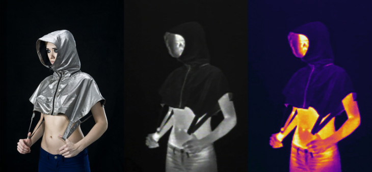 Now You See Me, Now You Don't: Countersurveillance Clothing Aims To Fool Facial Recognition Software