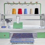Kniterate: A 3D Printer for Knitwear