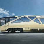 Japan's Luxurious Shiki-Shima Sleeper Train Recently Launched and is Sold Out Until 2018