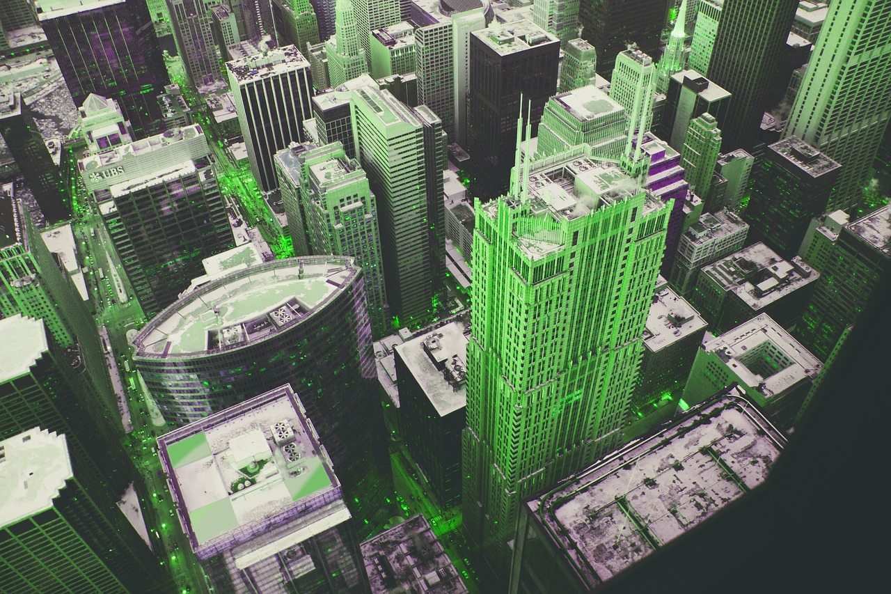 The World S Tallest Green Building Sustainability Award