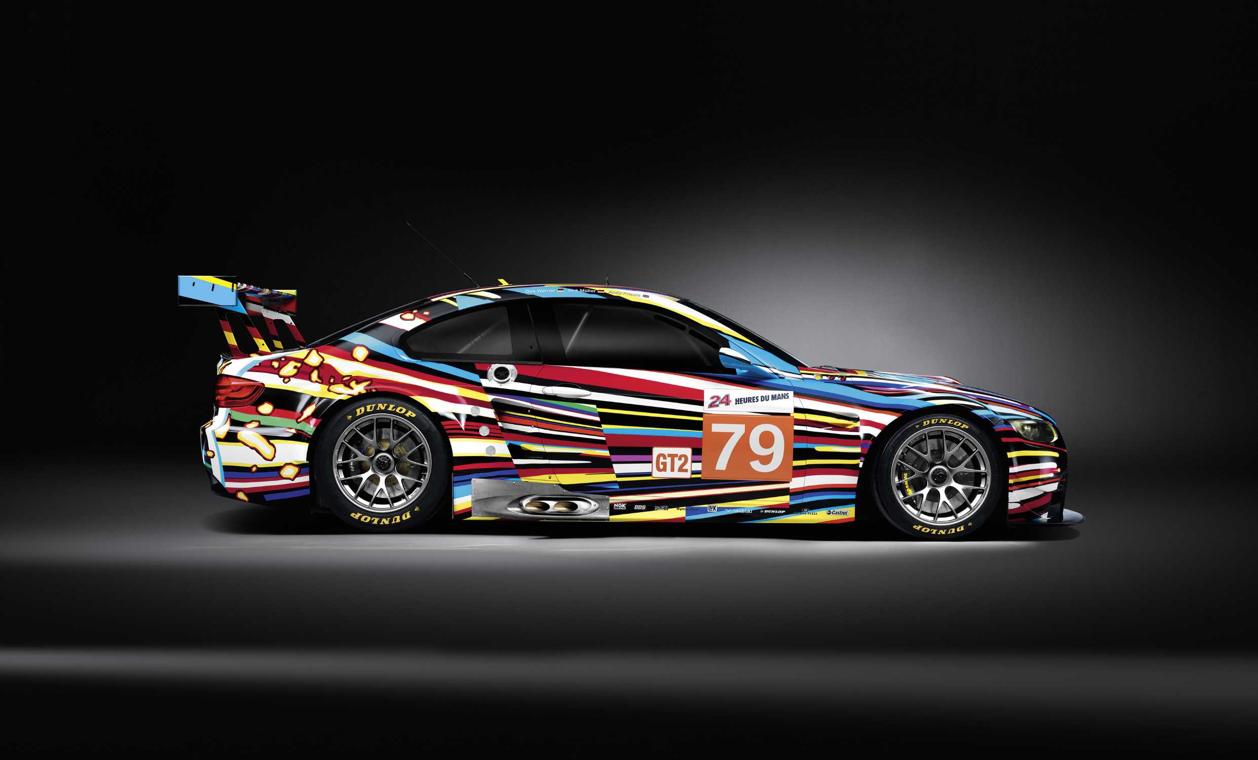 Art Drives BMW to Creative Expression