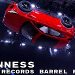 Jaguar E-PACE Rolls Into the Guinness Book of World Records with a Bond-Style Barrel Roll