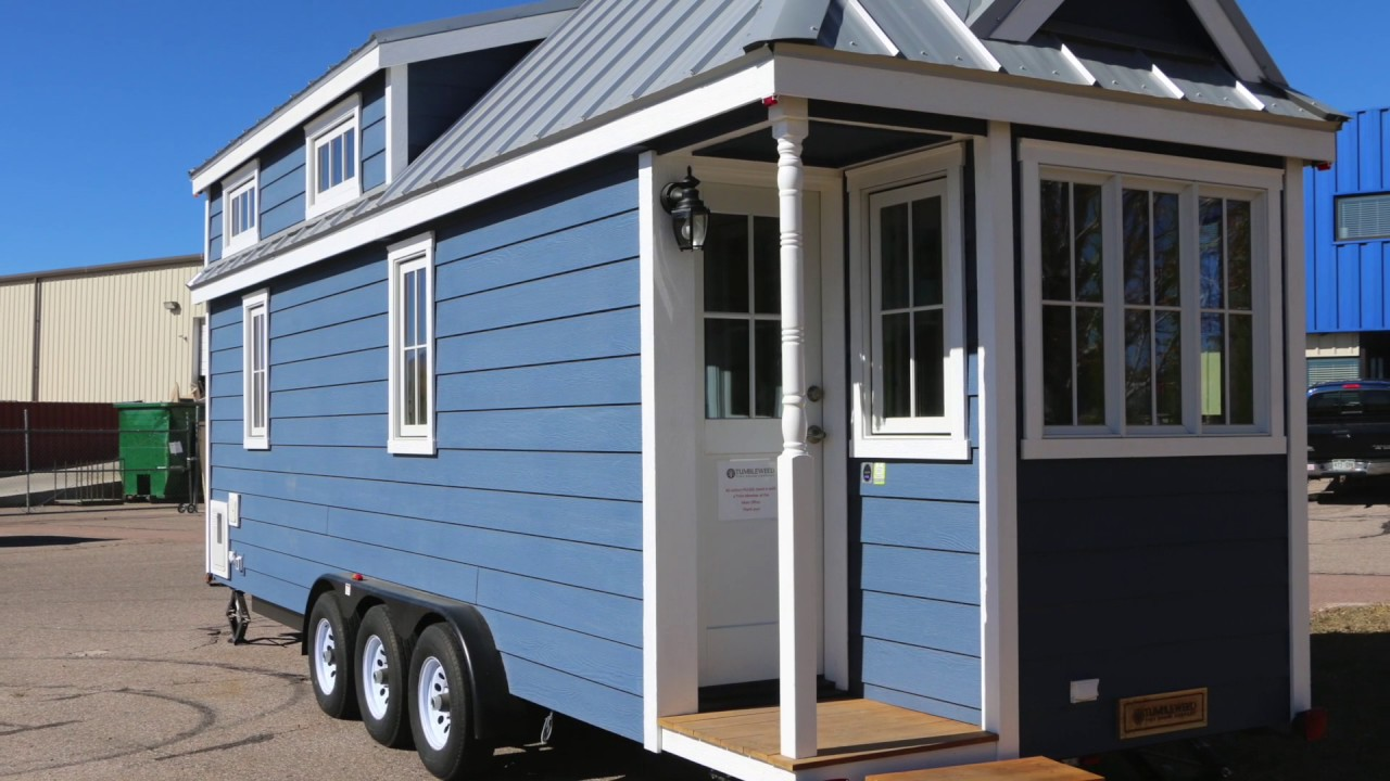 Tiny Homes Craze Allows Senior Citizens to Enjoy Their Golden Years Off the Grid