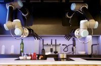 World's First Robot Chef Whips Up Your Favorite Meal For You