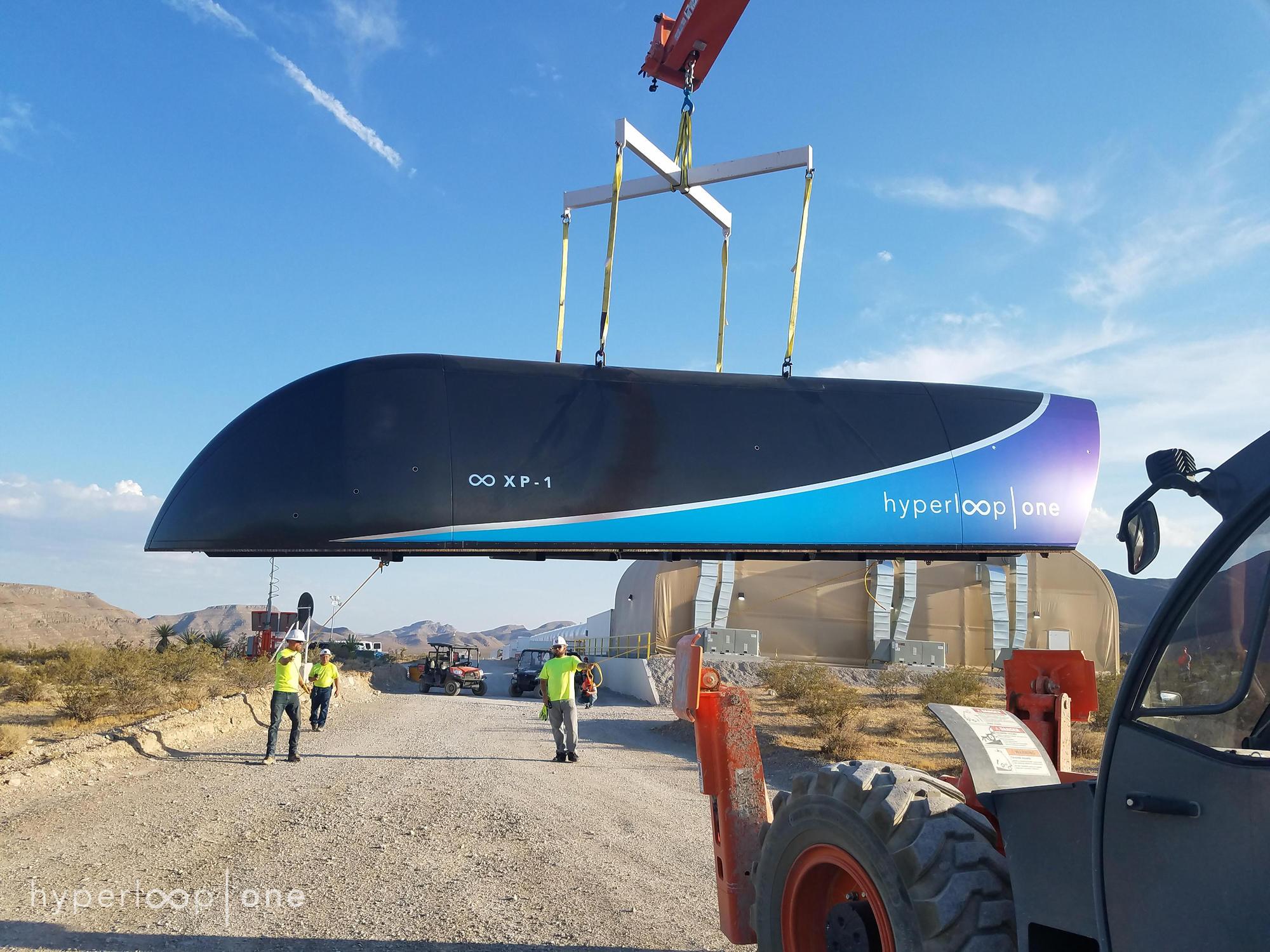 Hyperloop One Global Challenge Winners Announced