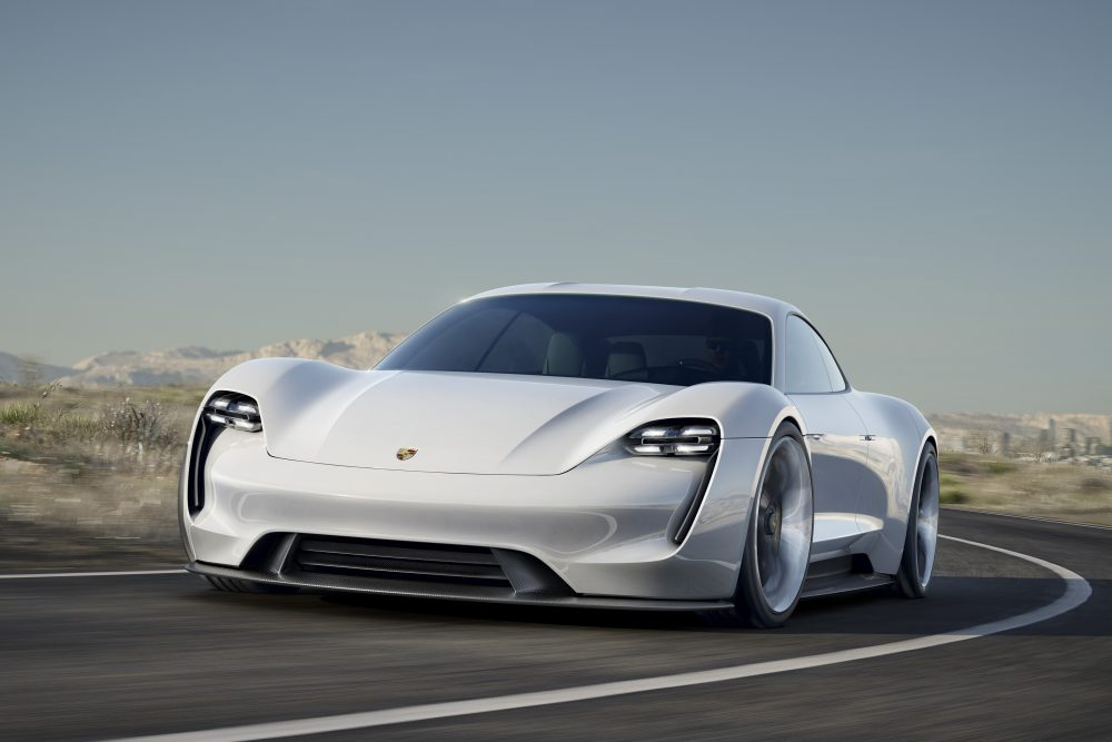 Porsche Mission E Hits Street in 2019
