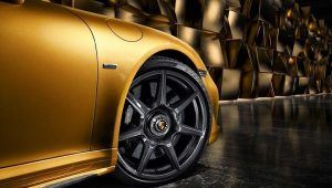 Porsche's New $18K Carbon Fiber Wheels