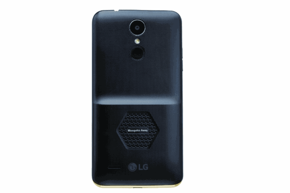 LG K7i smartphone