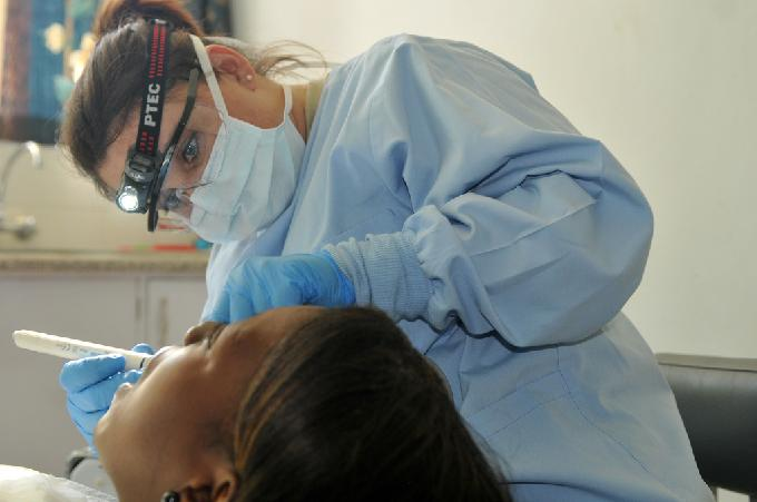 Treatment with stem cell fillings