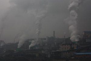 China Shuts Down Factories to Fight Air Pollution