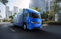 E-Fuso Vision One Electric Truck