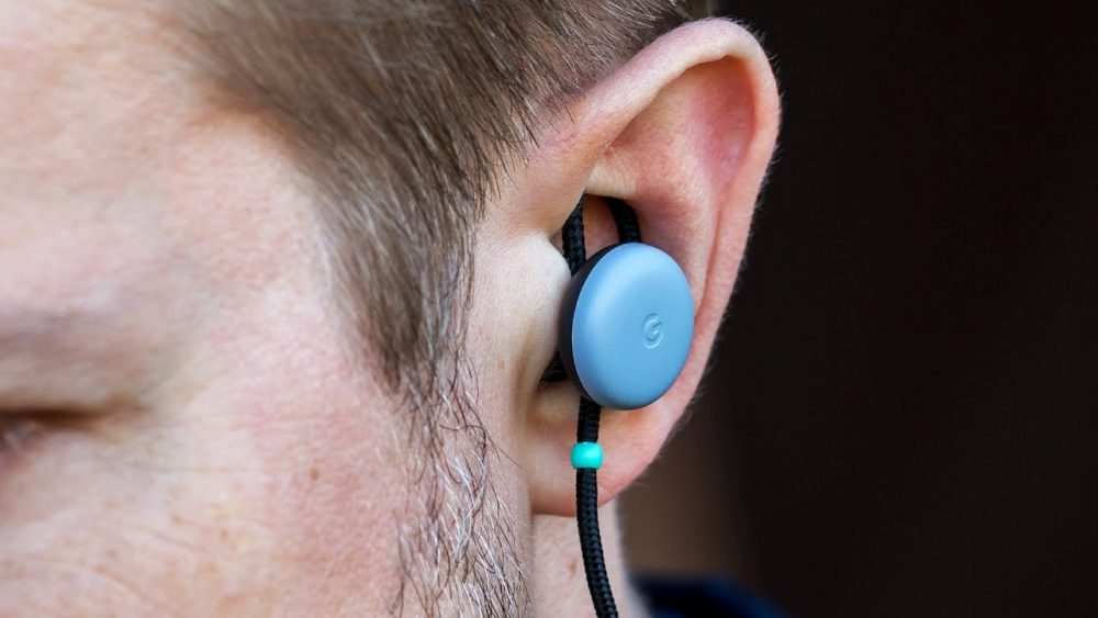 Pixel Buds by Google