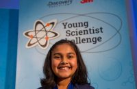 Gitanjali Rao invented a lead detecting device