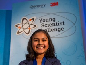 11-Year-Old Girl Invents Lead Detecting Device to Become America's Top Young Scientist