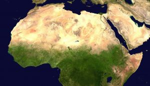 Great Green Wall to Combat Climate Change in Africa
