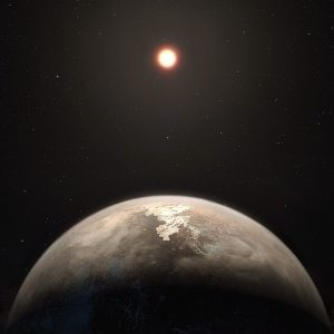 New Earth-like planet may support life.