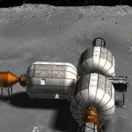 Inflatable Habitat Will Orbit the Moon