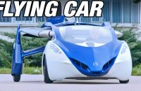 Flying taxis by 2020