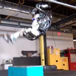 Boston Dynamics' Atlas Robot Can Now Do Backflips