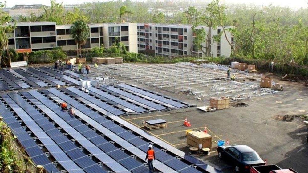 Powerwall Battery System Lights Up Puerto Rico Hospital