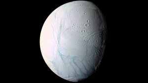 Aliens on Saturn's Icy Moon Enceladus?