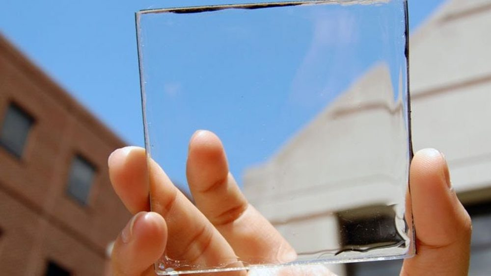 Transparent Solar Cells Turn Windows Into Solar Panels