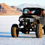 Racing Returns, But Can Bonneville Salt Flats Be Saved?