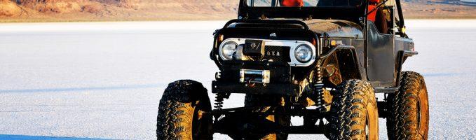 Racing Returns, But Can Bonneville Salt Flats Be Saved?