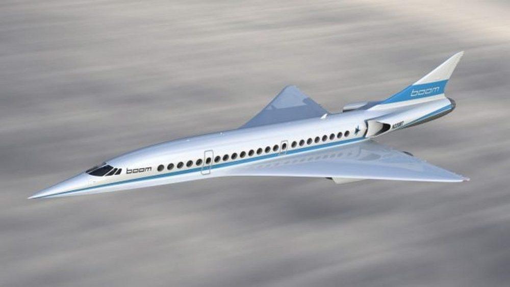 Concorde successor?