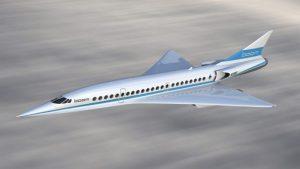 Concorde Successor May Break Sound Barrier Soon