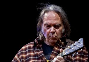 Neil Young Archives: Online, Free, Right Now