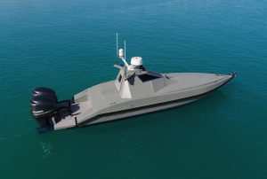 B7X: The Middle East's First Dual-Use USV Model