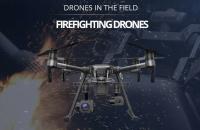 Firefighting Drones