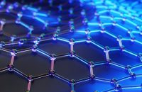Graphene vibrations as a source of energy